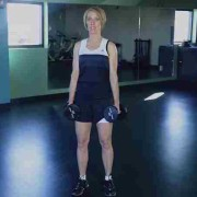 How to Do a Calf Raise by Kristen Feola