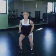 How to Do a Jumping Squat by Kristen Feola
